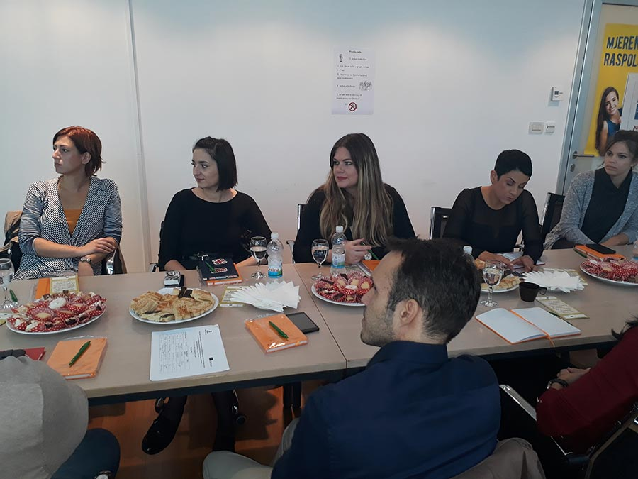 Two focus groups on the Competence profile were held at the University of Rijeka