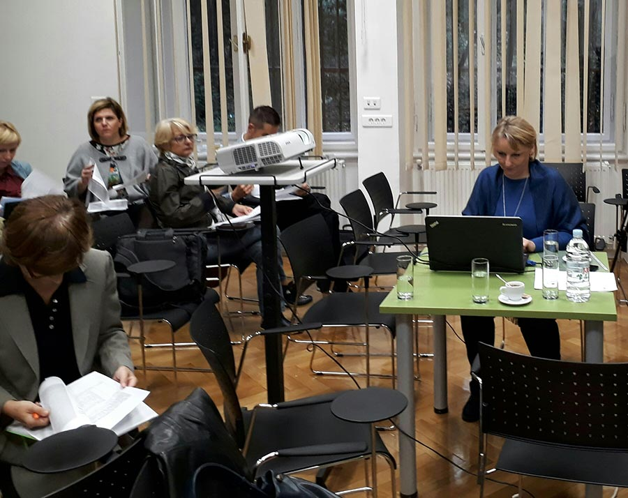 The seventh meeting of the Working Group and the Workshop